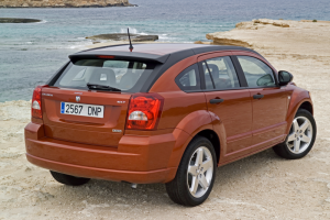 Dodge Caliber 2009 / Back & Side