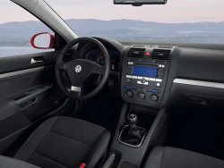 VW Golf Variant 2007 Cockpit