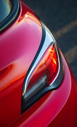 Opel Adam - back light