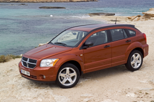 Dodge Caliber 2009 / Front & Side