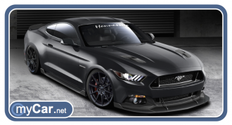 fb Ford Mustang HPE700