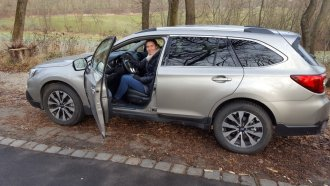 Subaru Outback Test