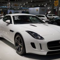 Jaguar F-Type Coupe, ab 78.150 Euro