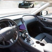 Infiniti Q50 Test Drive in Barcelona